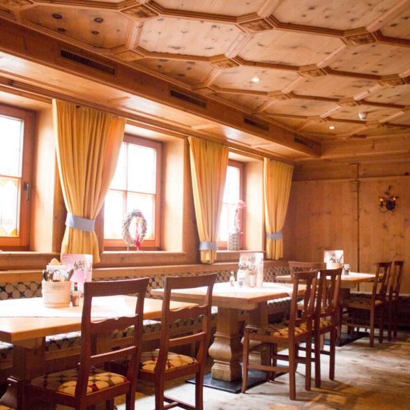 Stube Andreas Hofer 2 im Restaurant Höllboden